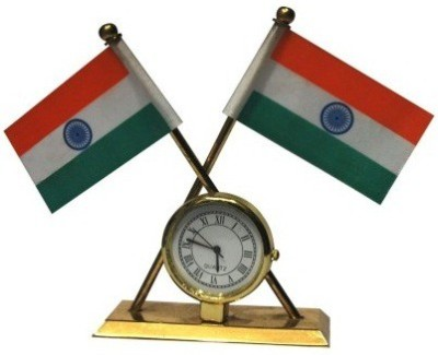 AutoStark India Double Sided Wind Car Dashboard Flag Flag