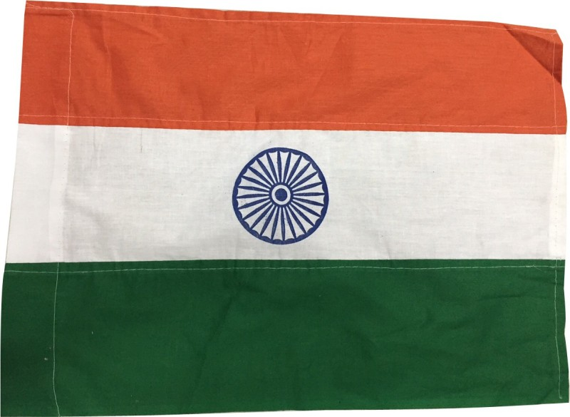 Anil Bhai Rakhi Wala India Rectangle Outdoor Flag Flag(Cotton)