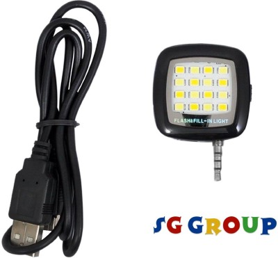 Sg Group 16 LED Mobile Selfie X300 Flash
