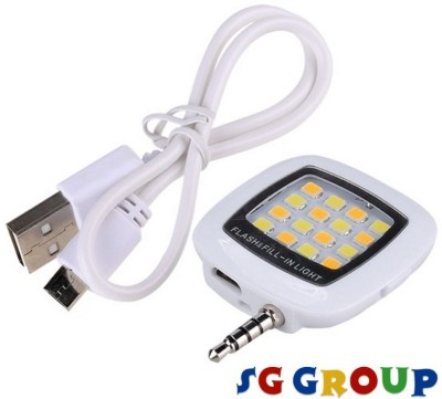 Sg Group 16 LED Mobile Selfie X300 Flash