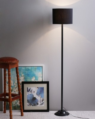 BEVERLY STUDIO Column Floor Lamp