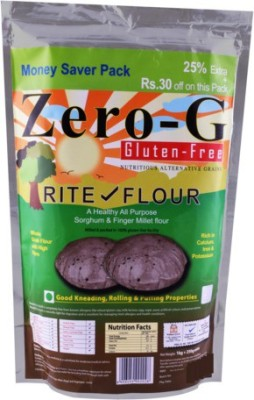 Zero-G Rite-Flour Pack of 3 All-Purpose Flour(1250 g, Pack of 3)