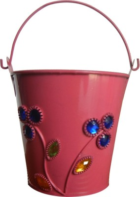shopx sfb44 Silicone Flower Basket without Artificial Flower & Plant