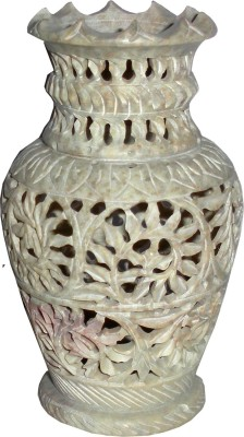nameo FA1234 Marble Flower Basket without Artificial Flower & Plant