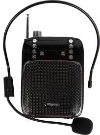 Bexton Ridgeway Rechargeable Multimedia Speaker with USB/Mic/Recorder/TF FM Radio