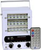 Edos FR-M-99 FM Radio (White)