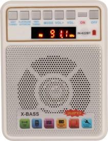 Yuvan IN-622BT Bluetooth USB/ SD Player With FM Radio(White, Grey)