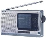 Sony ICF-SW11 FM Radio (Silver)