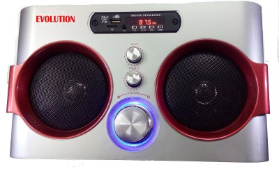 Evolution Kart FM007 FM Radio(Silver)
