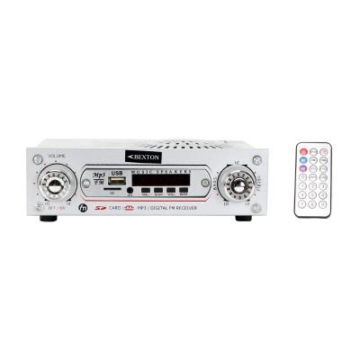 Bexton Deluxe Speaker with USB/AUX/Card Reader FM Radio