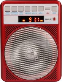 Yuvan IN-621BT Bluetooth USB/ SD Player With FM Radio(Multicolor)