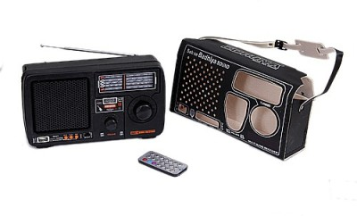 Edos FM-RADIO-01 FM Radio