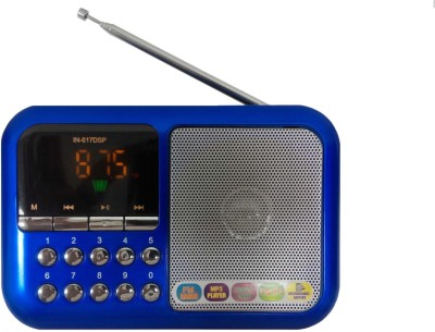 Sytixer Digital Usb, TF, Fm Radio Player FM Radio