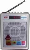 Yuvan SL- 414 Musicmania FM Radio (White...