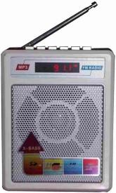 Yuvan SL- 414 Musicmania FM Radio(White)
