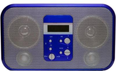 Yuvan SL - 360 USB / SD Player With FM Radio(Blue)