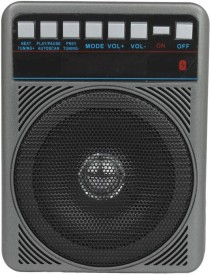 Yuvan SL 524 ~ 527 Bluetooth USB/ SD Player With FM Radio(Multicolor)