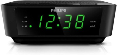 Philips AJ3116M/37 Digital Tuning Clock FM Radio