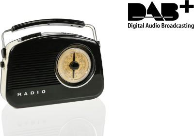 Konig DAB+ retro FM Radio