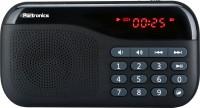 Portronics POR 141 FM Radio(Black)