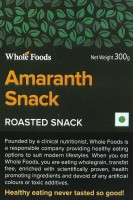 Whole Foods Amaranth Snack, Chidwa Snack Combo