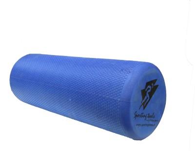 SPORTINGTOOLS Standard Foam Roller(Length 45 cm)