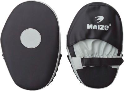 Maizo Boxing Punch Mitts Black White Focus Pad(Black, White)