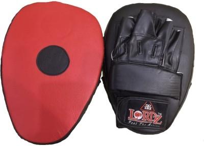 Lordz Top Quality Leather Focus Pad(Black)