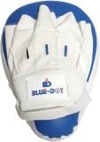 BlueDot sports Focus Pad (White, Blue)