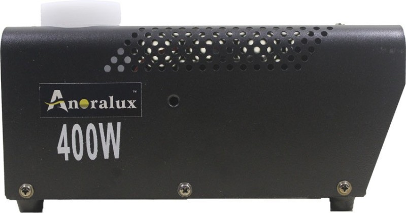 Anoralux 400 Watts with Led Fog Smoke Machine(Used for: Stage)