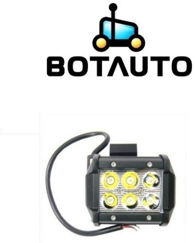 BOTAUTO LED Fog Lamp Unit for Toyota Etios Cross