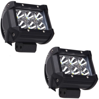Autozot LED Fog Lamp Unit for Universal For Car Universal For Car