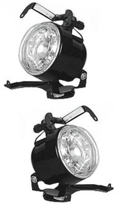 Vheelocityin Halogen Fog Lamp Unit for Hyundai Santro