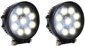 CarSizzler LED Fog Lamp Unit for Universal For Car Universal For Car