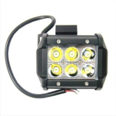 Bike World Xenon Fog Light For Tata Jetta