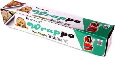Pranays Wrappo Food Wrap 72M Aluminium Foil