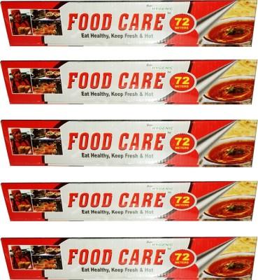 FOOD CARE Aluminium Foil(72 m)