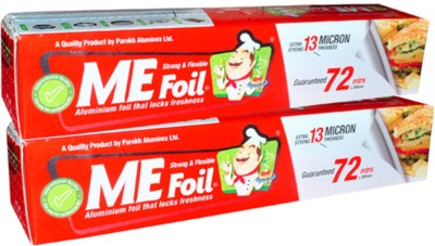 me foil Aluminium Foil(144 m)