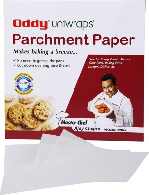 Oddy Oddy Uniwraps Parchment Paper For Baking (10.25