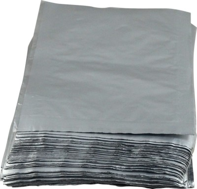 Manbhari Aluminium Foil Pouch (250 G)-170mm X 250mm-Pack of 300 Pcs Aluminium Foil