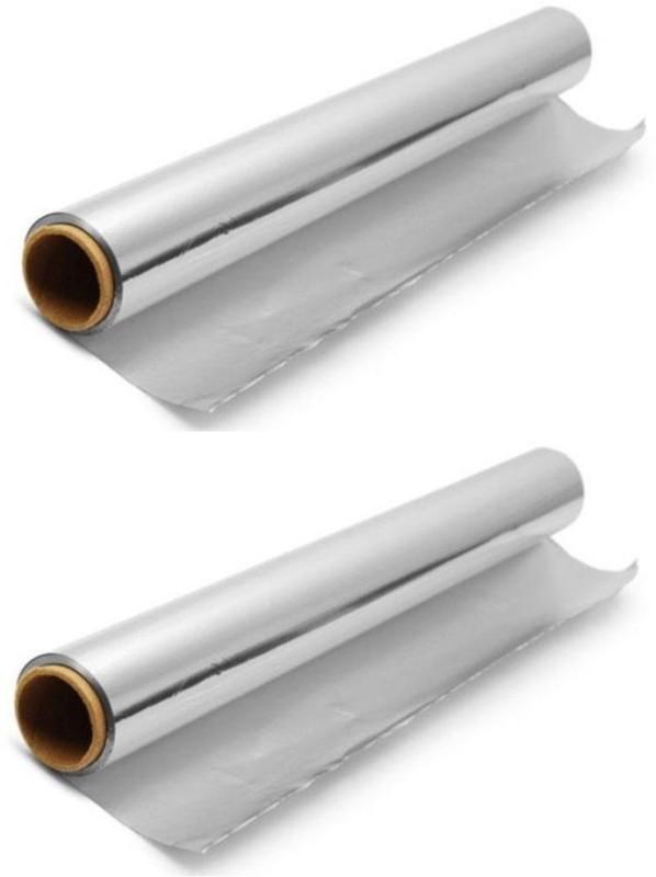 Besure Natural Combo Pack Aluminium Foil(81 m)