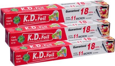 KD Foil Aluminium Foil(18 m)