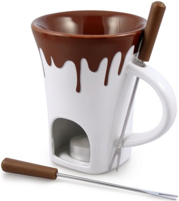 Swissmar Nostalgia Ceramic Fondue Set(Multicolor)