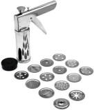 IPL Kitchen Press Hand Press (Silver)