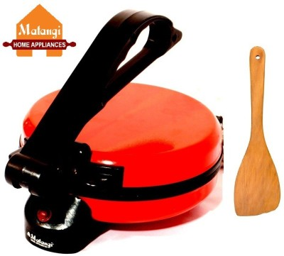 Matangi Red steel Roti/Khakhra Maker