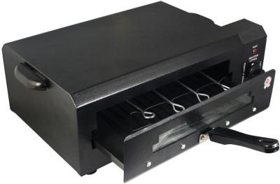 Tandoor Electric Tandoor Shock Proof Grill Smokeless Foodmaker Oven Electric Tandoor(Black)