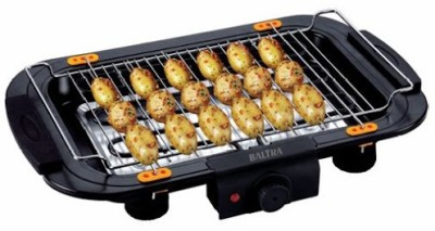 Baltra Fiamma E.Barbeque SEB-101 Electric Grill