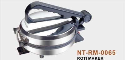 Nikitasha NT-RM-0065 SS Roti/Khakhra Maker(Black, Silver)