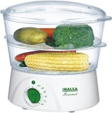 Inalsa Gourmet Food Steamer (White)