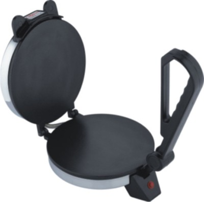Picasso Electric Roti/Khakhra Maker Steel, Black  available at Flipkart for Rs.909